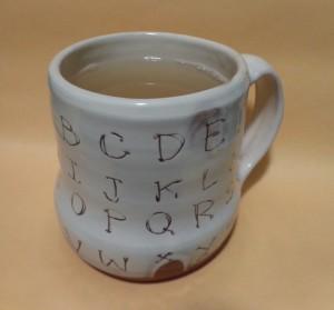 Warming Ginger Tea Mug by Ayumi Horie