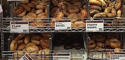 varieties at Zabar's
