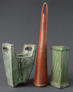Vases by Jan Mckeachie Johnston