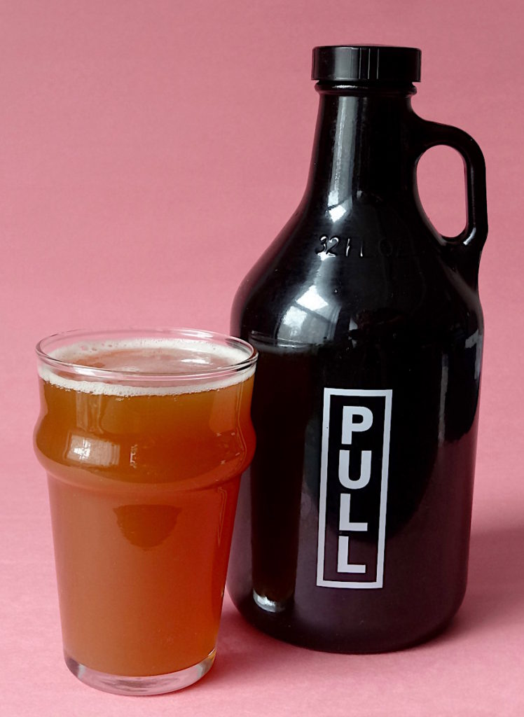 Bradley Farmhouse Ale from Pull Brewing