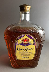 Crown Royal Canadian Whiskey Old fashioned but reliable