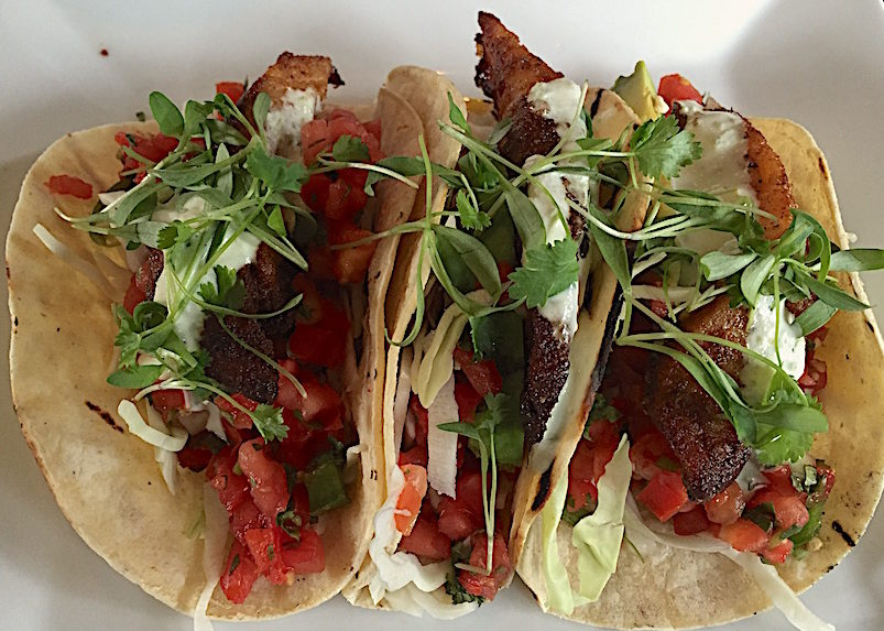 Generous Fish Tacos
